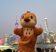 Skylark Travels to China